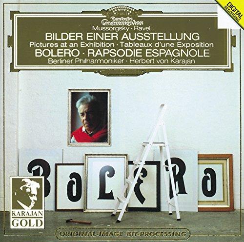 Ravel: Boléro, Rapsodie espagn...