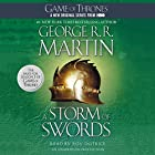 A Storm of Swords: A Song of Ice and Fire, Book 3 Hörbuch von George R. R. Martin Gesprochen von: Roy Dotrice