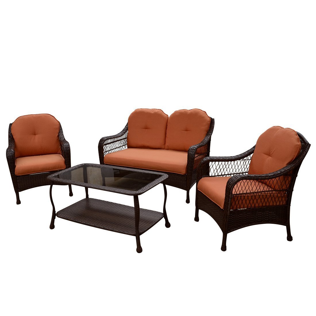Amazon.com : All Weather Patio Outdoor Furniture Used For  Campfires/BackYard/Pool/Deck : Outdoor And Patio Furniture Sets : Garden U0026  Outdoor