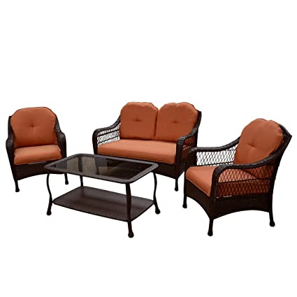 Amazon Com All Weather Patio Outdoor Furniture Used For Campfires