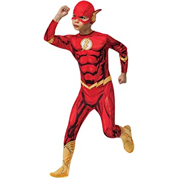 Rubies DC Universe Flash Costume, Child Large