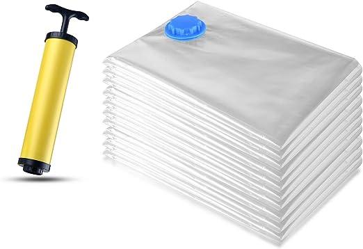 VMCA 10 bolsas de almacenaje al vacío Aspirador fundas de ...