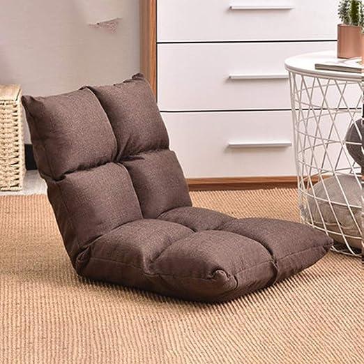 Sofá perezoso Silla de juego ajustable Plegable sofá ...