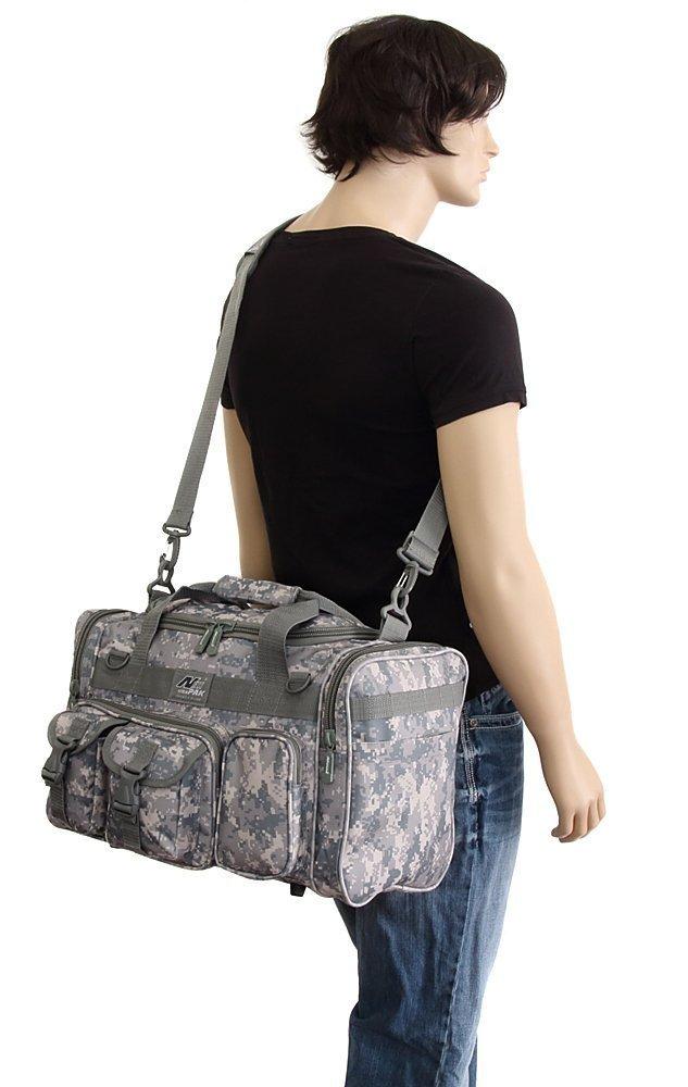 NexPak Tactical Duffel Range Bag TF118 18 1800cu.in