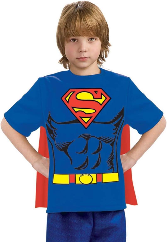 Horror-Shop Camiseta para Niños De Superman M: Amazon.es: Juguetes y juegos