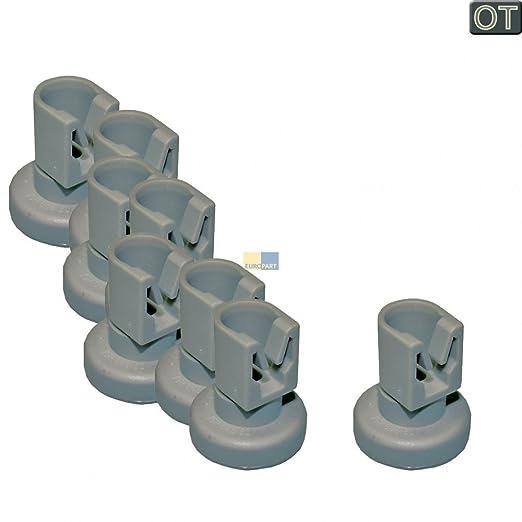 AEG 5027810100 - Rodillos para AEG, Favorit, Electrolux, ESF ...