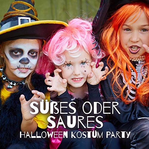 Süßes oder Saures (Halloween Kostüm