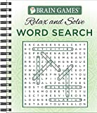 img - for Brain Games  Relax and Solve: Word Search book / textbook / text book