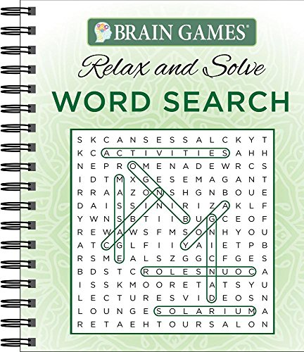 Top brain games relax and solve