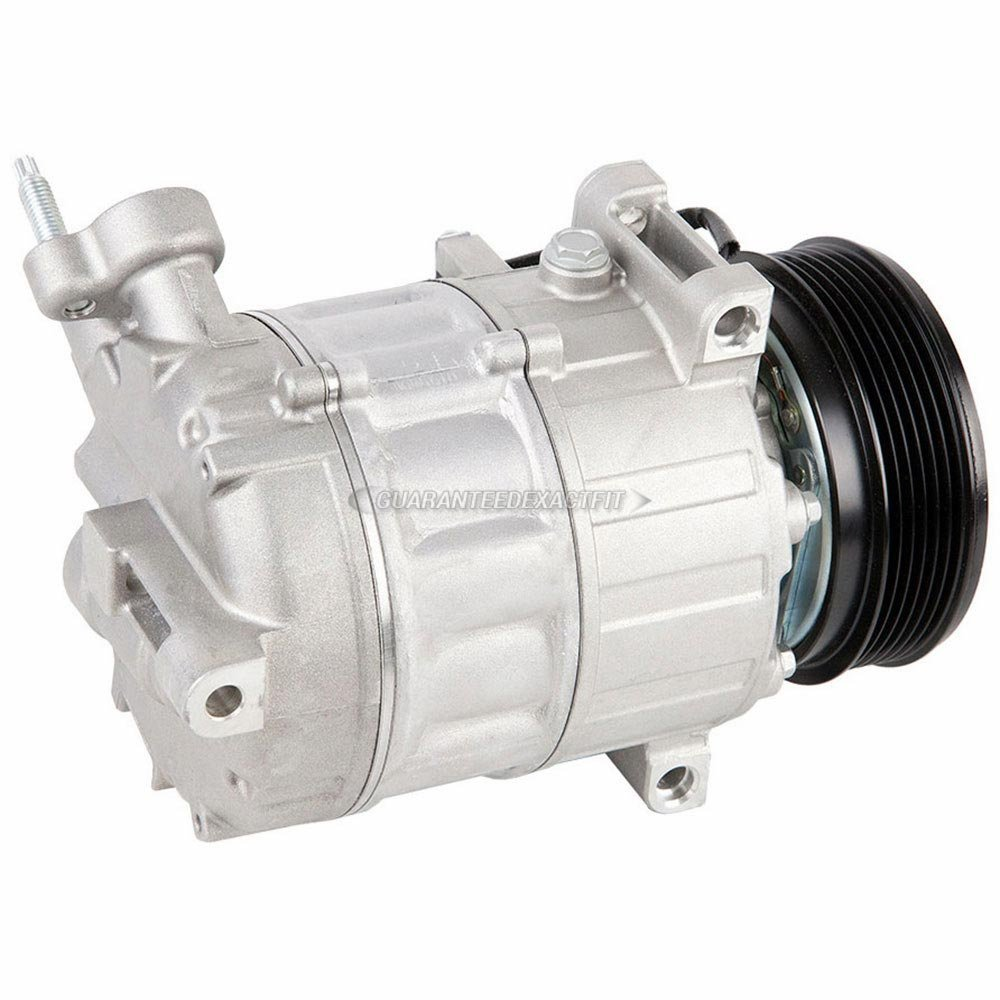 Amazon.com: Reman AC Compressor & A/C Clutch For Volvo XC90 & S80 - BuyAutoParts 60-03119RC Remanufactured: Automotive