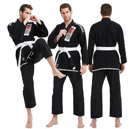Traje de jiu Jitsu para Hombre Competencia de Artes ...