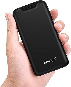 Xnuoyo 20000mAh Power Bank Cargador Portátil Batería Externa de ...