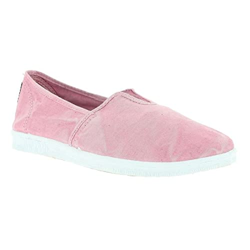 Zapatillas NATURAL WORLD CAMPING 36 Rosa Mujer: Amazon.es: Zapatos y complementos