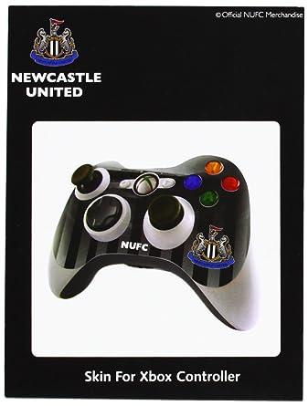NUFC - Skin para mando para Xbox 360
