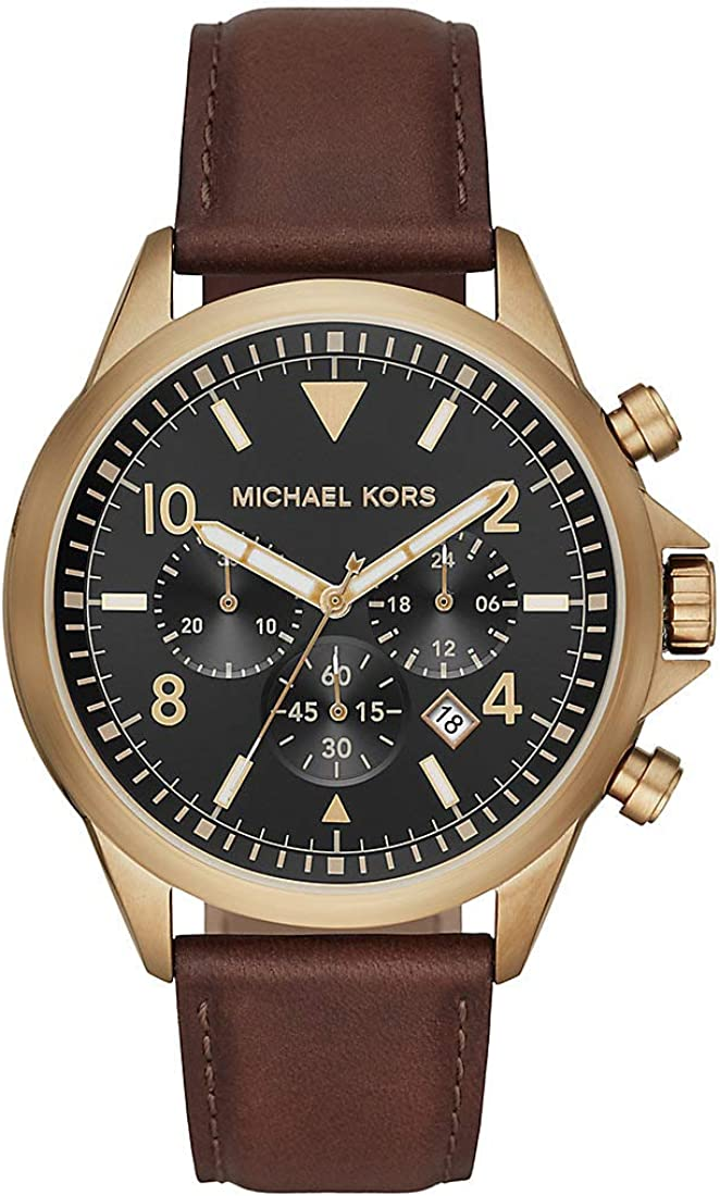 Michael Kors Gage - Reloj cronógrafo Moderno para Hombre - MK8785