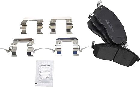 FRONT Premium OE BRAKE ROTORS CERAMIC PADS For 09-14 Cube 07-13 Versa