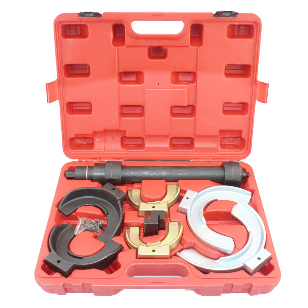DPL TOOLS MacPherson Interchangable Fork Strut Coil Spring Compressor Extractor Tool Set/MacPherson style coil springs by DPL TOOLS (Image #1)