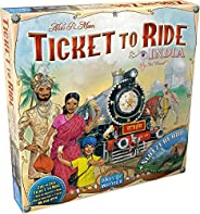 Ticket to Ride: Índia & Suíça (Expansão), Galápagos J
