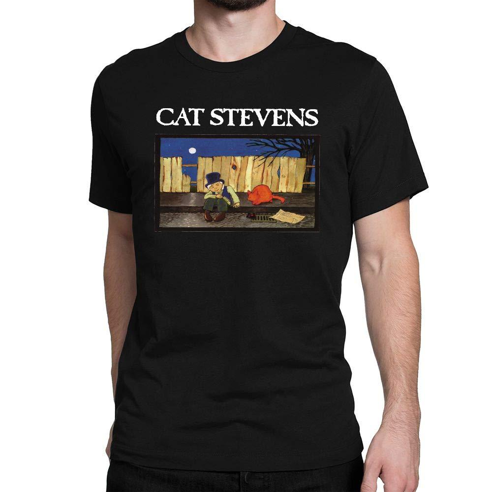 S Cat Stevens Teaser The Firecat Tshirt