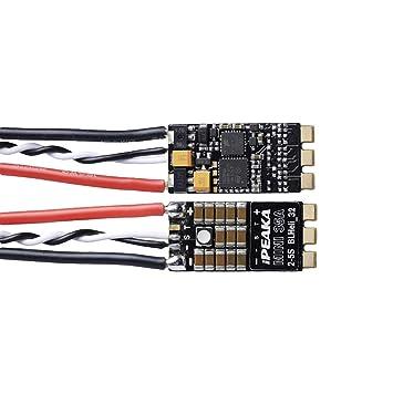 iFlight ipeaka 35A BLHeli-32 Bit 2-5S ESC Dshot - Dron para ...