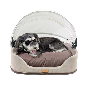PLDDY Nido de Mascotas, Cama para Perros, Cojín de Dormir Suave y Acogedor Cojines