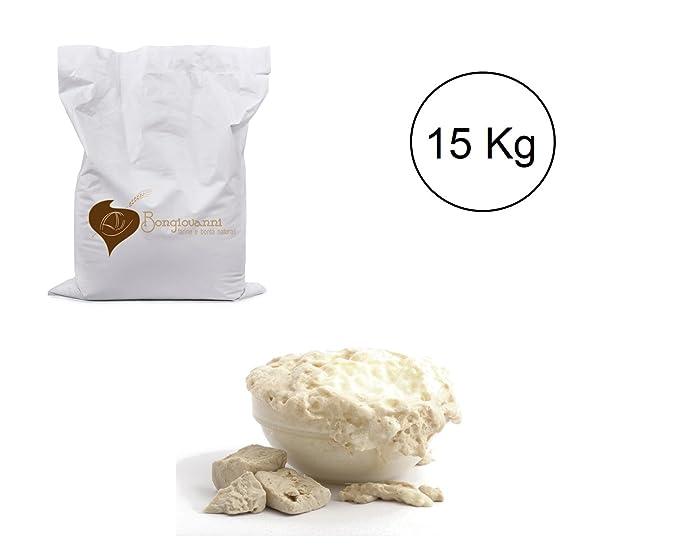 Espelta de masa madre (activo!) 15 kg BIO