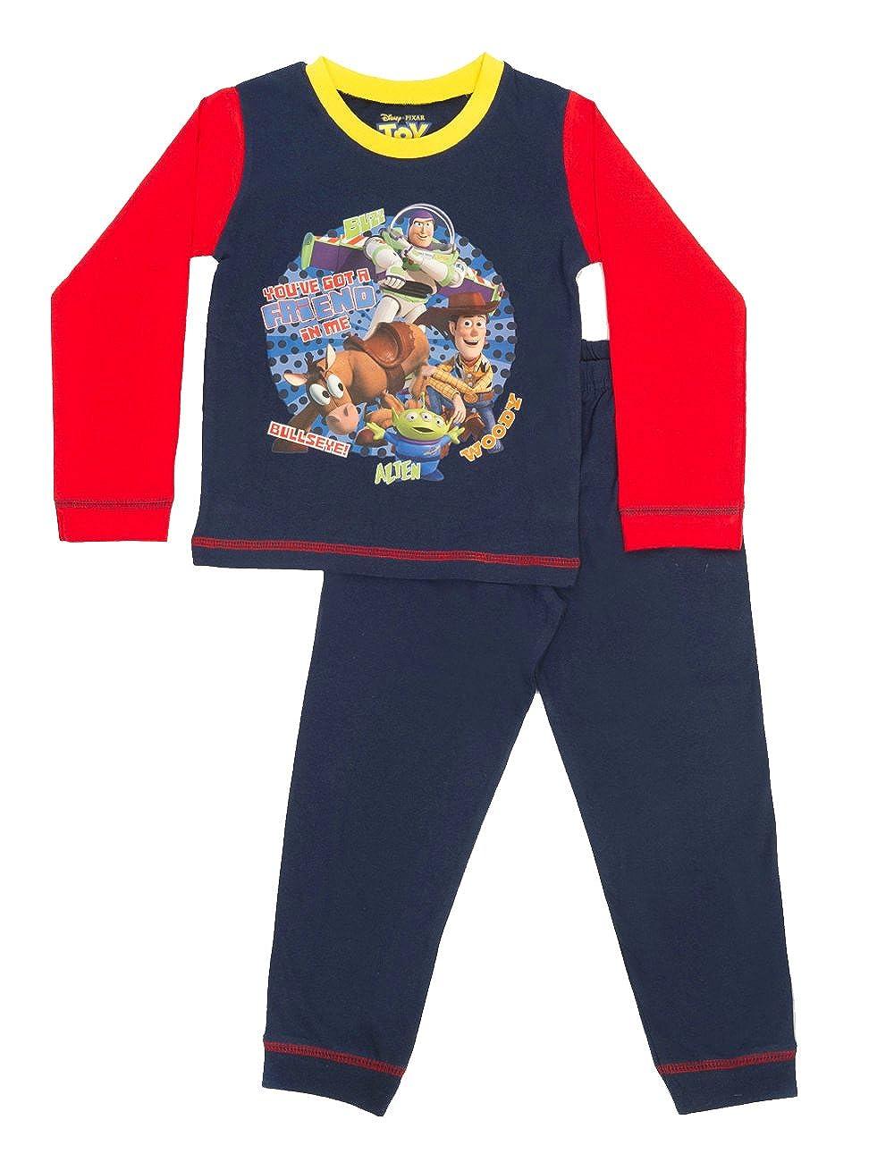 b2da019e26 Toy Story Boys Pyjamas Red