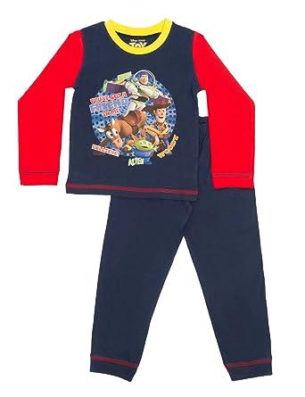 c716a9162 Disney Toy Story Boys Pyjamas: Amazon.co.uk: Clothing