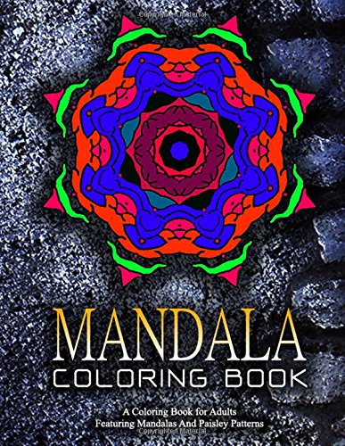MANDALA COLORING BOOK - Vol.15: adult coloring books best sellers for women (Volume 15)