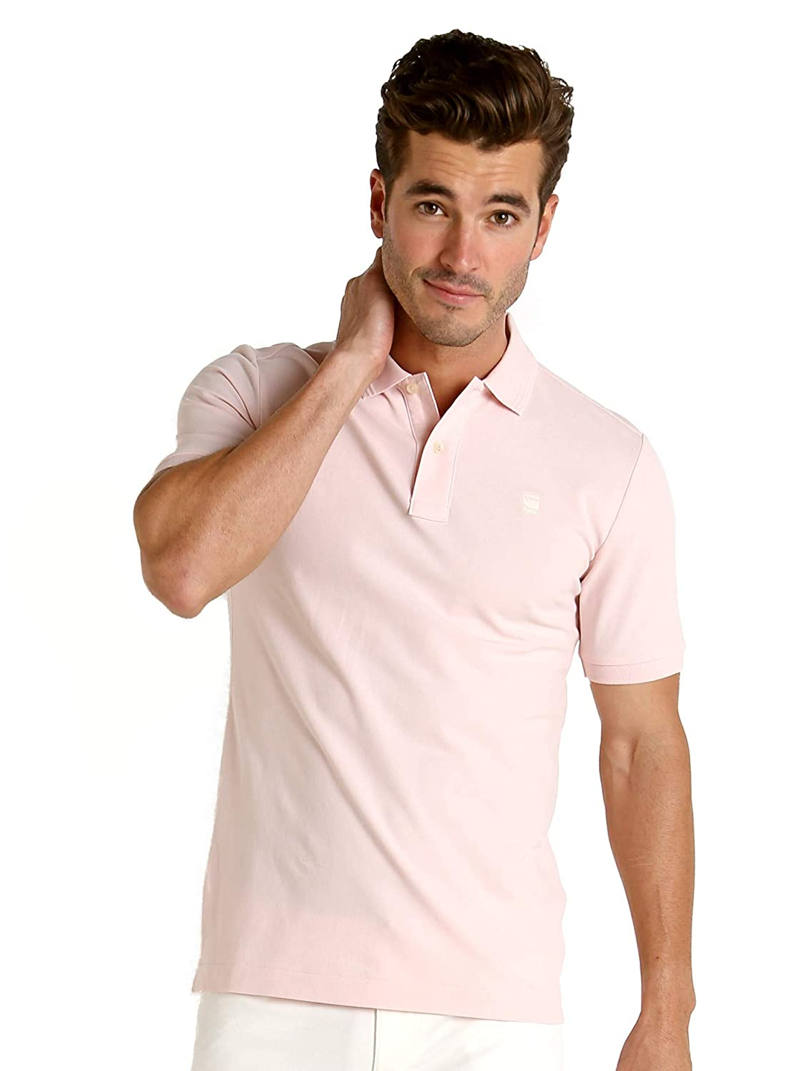 Polo G-Star 647 DUNDA Slim Polo S\S: Amazon.es: Ropa y accesorios