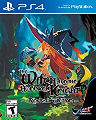Fed up with being unable to travel beyond the borders of her swamp, the witch Metallia forges a contact with the legendary Hundred Knight to help her realizer her ambition of spreading her swamp throughout all of Medea. As the Hundred Knight,...