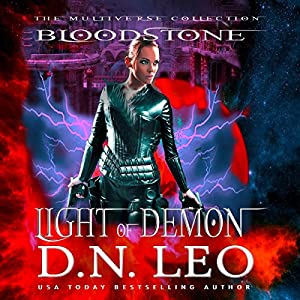 Light of Demon Audiobook