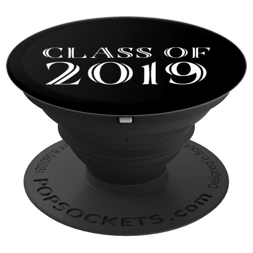 Class of 2019 PopSocket Grip Rising Senior Gift High School - PopSockets Grip and Stand for Phones and Tablets