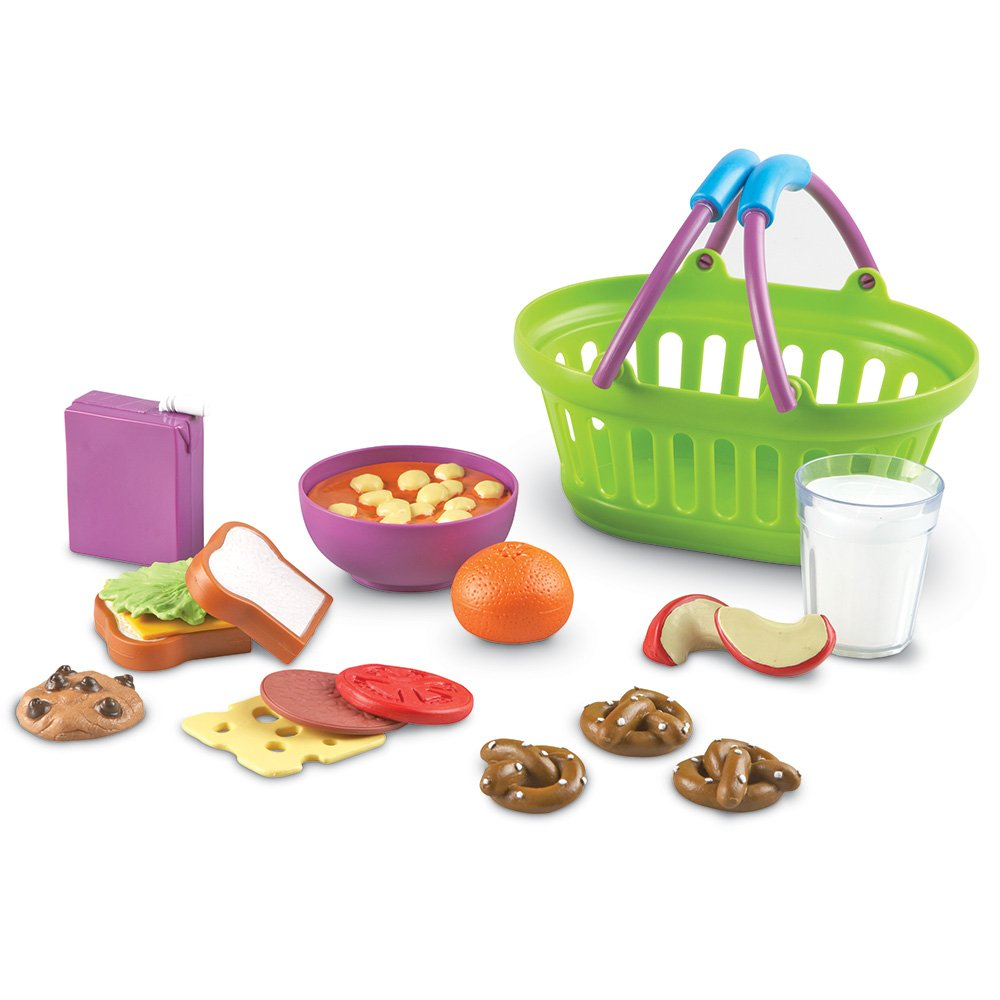 Learning Resources New Sprouts Breakfast Basket PM3NJd
