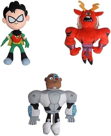 Trigon 7-Inch Plush Figure Teen Titans Go