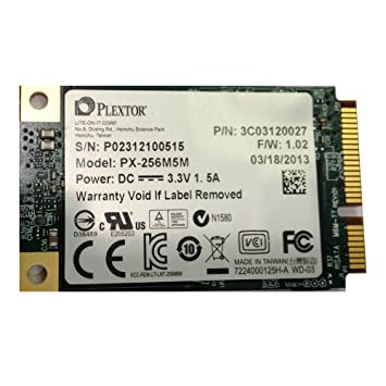 Plextor PX-256M5M SSD Driver Windows