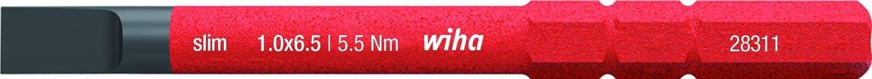 Wiha Bit slimBit electric Schlitz (34579) 3,0 mm x 75 mm fü r tiefliegende Schrauben, Allrounder fü r Elektriker Wiha Werkzeuge GmbH 283110030