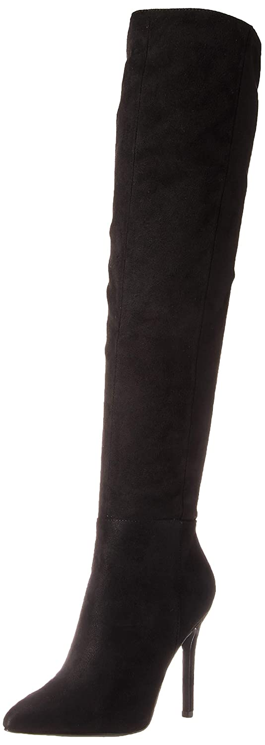 Black 178 Charles by Charles David Womens Debutante Fashion Boot