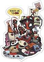 C&D Visionary S-MVL-0089 Stickers-Self Adhesive Action Figure