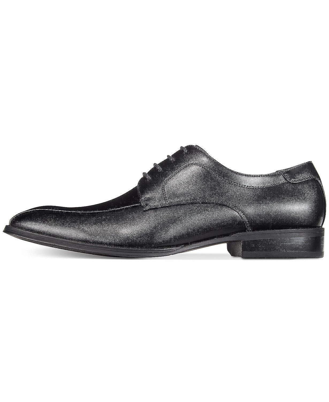 Alfani Mens Seth Lace Up Dress Oxfords Size 8.0 Black