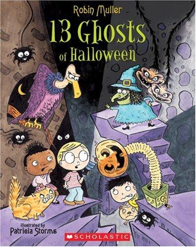 13 Ghosts of Halloween