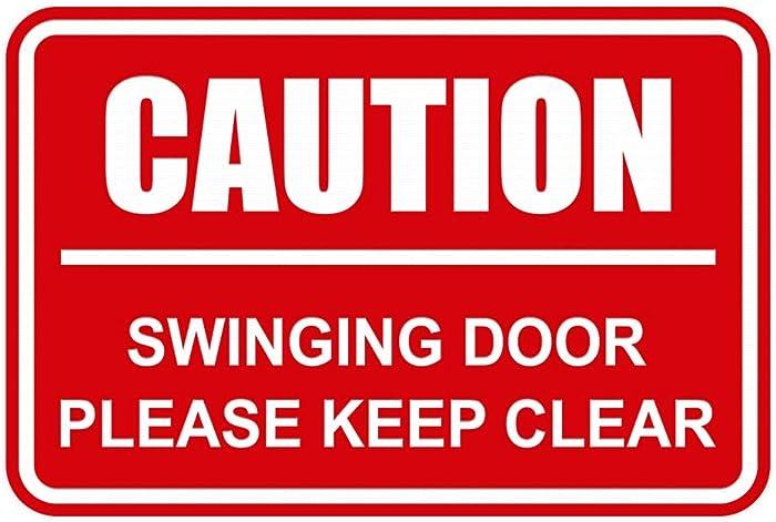 The Best Swinging Office Door
