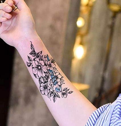 Etiquetas Engomadas Del Tatuaje Transferencia Temporal Impermeable ...