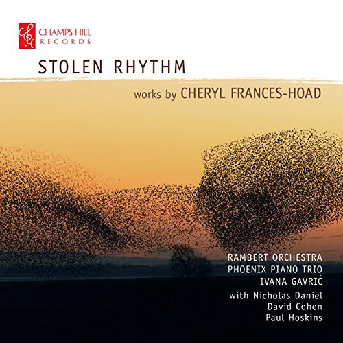Stolen Rhythm – Works By Cheryl Frances-Hoad