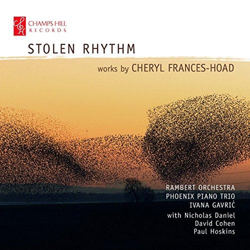 Stolen Rhythm – Works By Cheryl Frances-Hoad