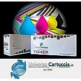 KIT 4 Toner Compatibili HP 126A Cartucce Laser per HP Stampanti Color Laserjet Pro CP1025, CP1025NW, CP1020, 100 MFP M175A, M175NW, M275A, M275NW, TopShot LaserJet M275 - CE310A-CE3111A-CE312A-CE313A