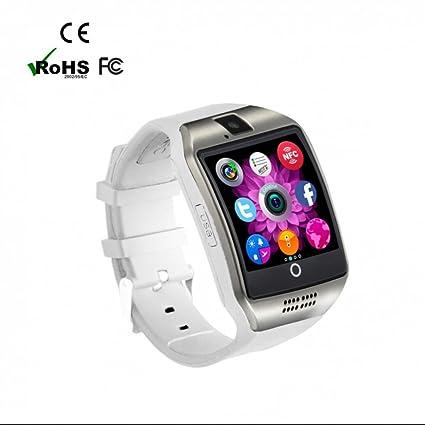 Smart Watch,Reloj Deportivo Reloj Inteligente de Pulsera con Pedómetro,Monitor de Sueño,