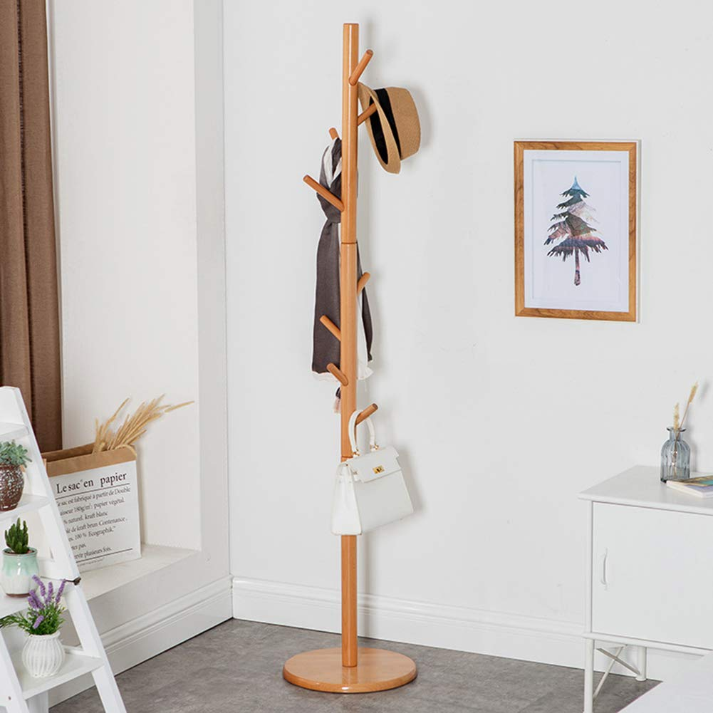 DATOUFZR Tree Scorpion Coat Rack Bedroom Simple Landing Clothes Creative Hanging Clothes Rack Storage Rack, 175CM by DATOUFZR (Image #2)