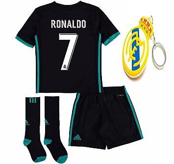 pretty nice b383b f492b Real Madrid Youth Kid Cristiano Ronaldo 2017 2018 17 18 ...
