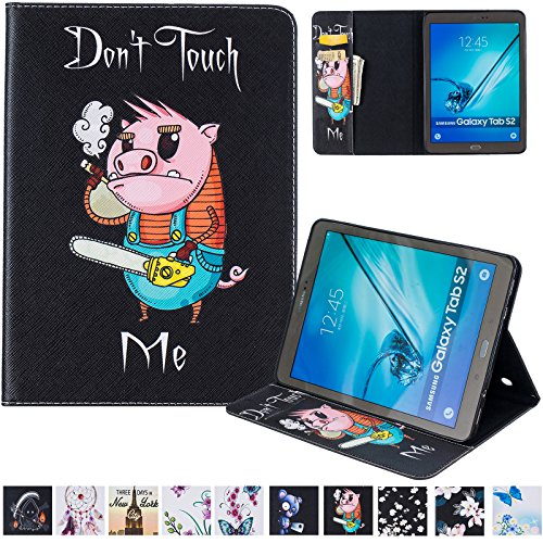 Galaxy Tab S2 9.7 Tablet Case, UUcovers PU